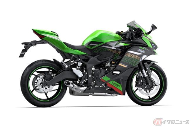 【二輪】カワサキ「Ninja ZX-25R」インドネシアで正式発表 250cc4気筒、50馬力を発揮 車両価格は日本円で約71万円から [シャチ★]