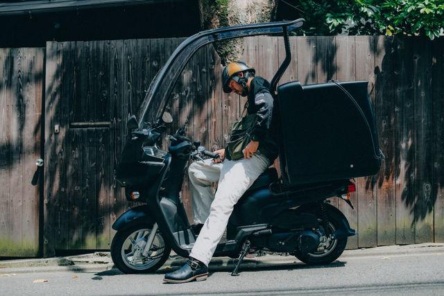 【ギグ】UberEatsで月収100万円! バイクで13時間×31日連勤 ★2  [雷★]