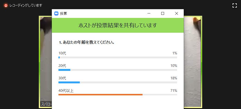 SKEの若手ユニット「カミフレ」の客層アンケート結果が驚愕の結果に!