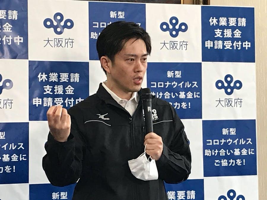 【大阪】吉村知事「第1波は社会・経済を止める措置、感染症リスクよりも、そちらのリスクがすごく高いのに注目されないのが現状」★4  [マジで★]