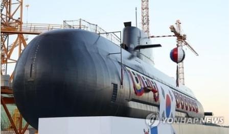 【韓国】2隻目の3千トン級潜水艦進水 「安保の中心役果たす」艦名は日本による植民地時代独立運動に貢献した安武(アン・ム)[11/10]  [新種のホケモン★]