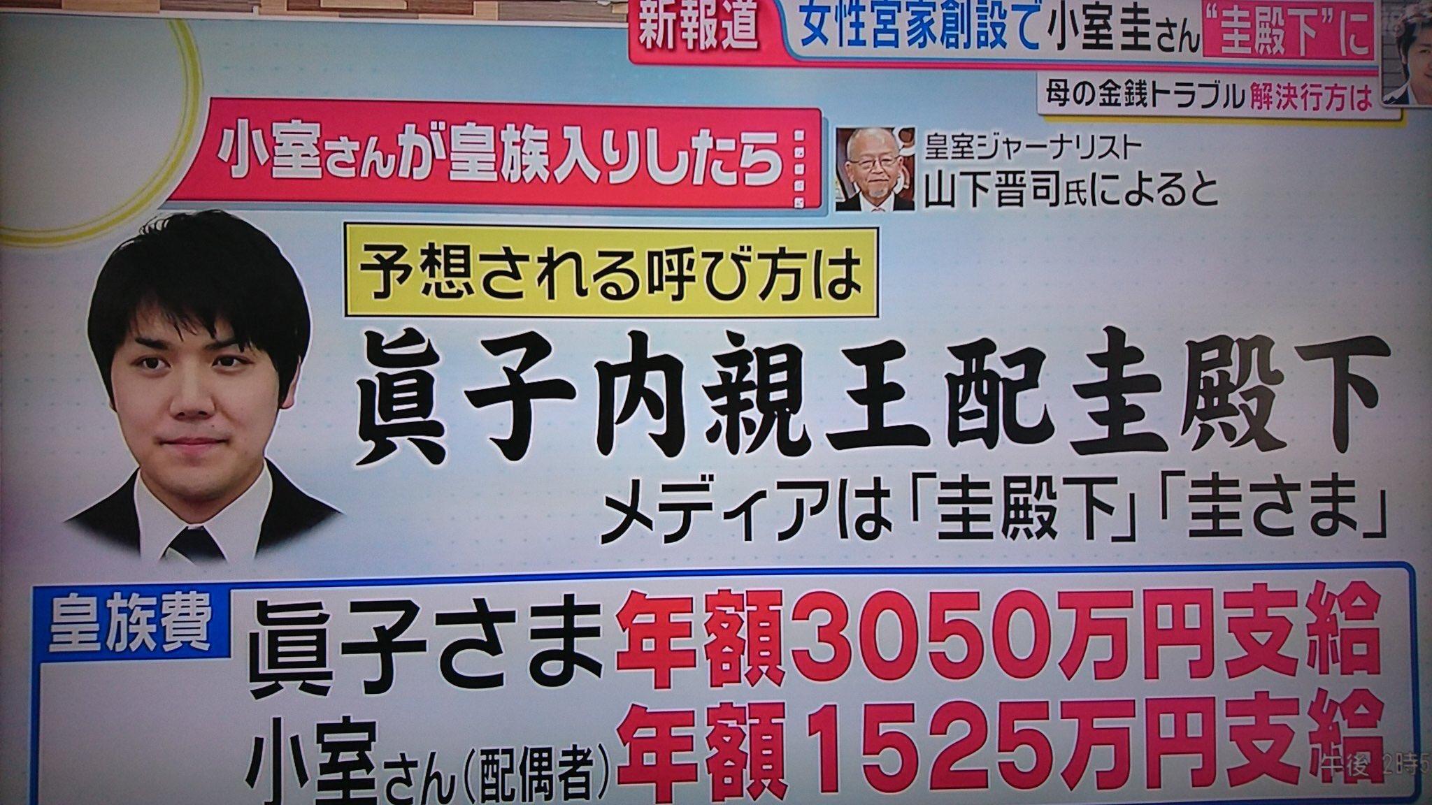 【悲報】小室圭さん、死ぬまで年収4500万円確定