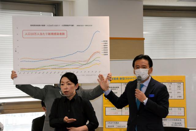 【新型コロナ】佐賀県「感染は福岡由来」と名指し。「元栓を閉めれば、出る水は減るだろう」と福岡県との往来自粛呼びかけ  [記憶たどり。★]