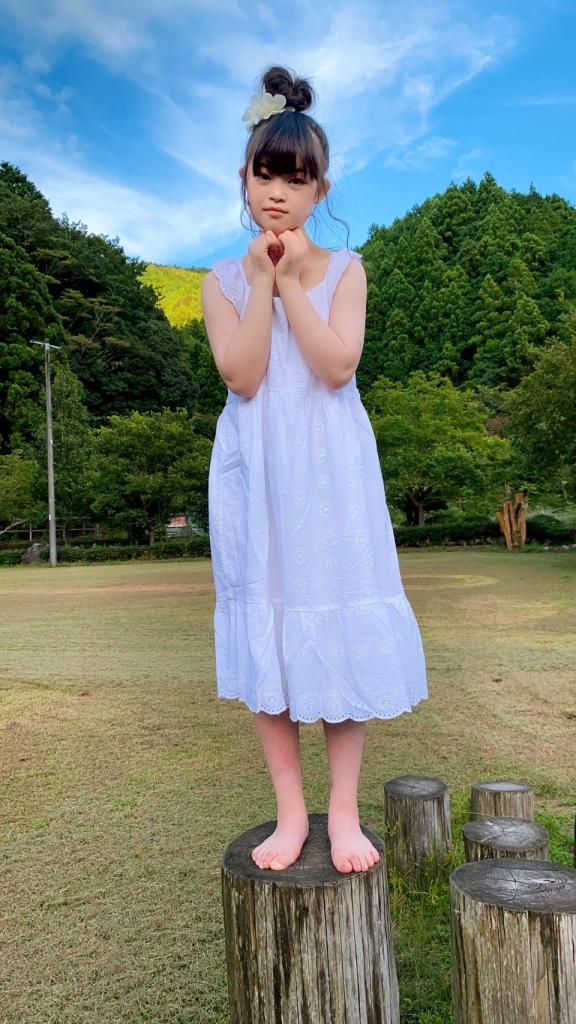 ダウン症モデル・菜桜さんが「かわいい」と話題!