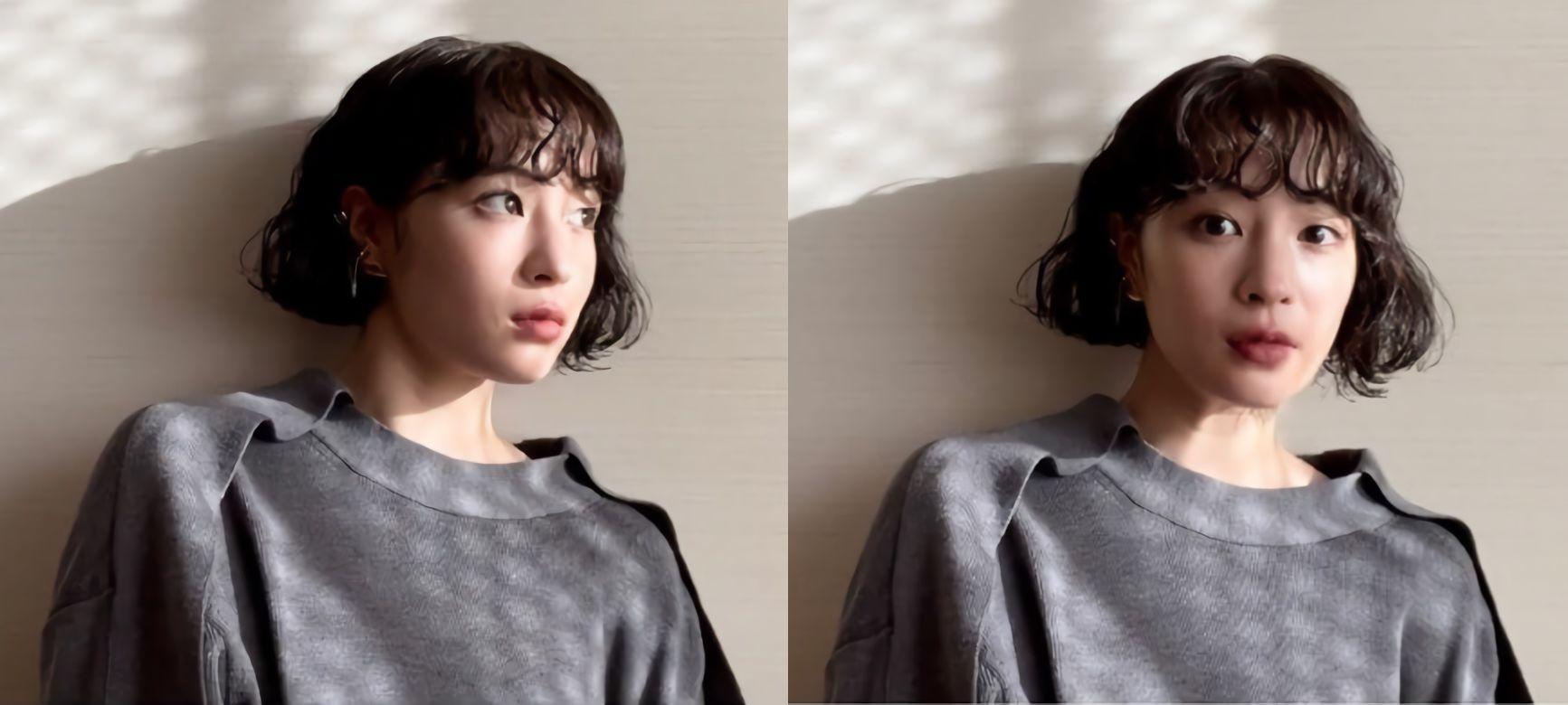 【速報】女優の広瀬すずさんがおばさんパーマに大胆イメージチェンジ!【コロナ後遺症?】