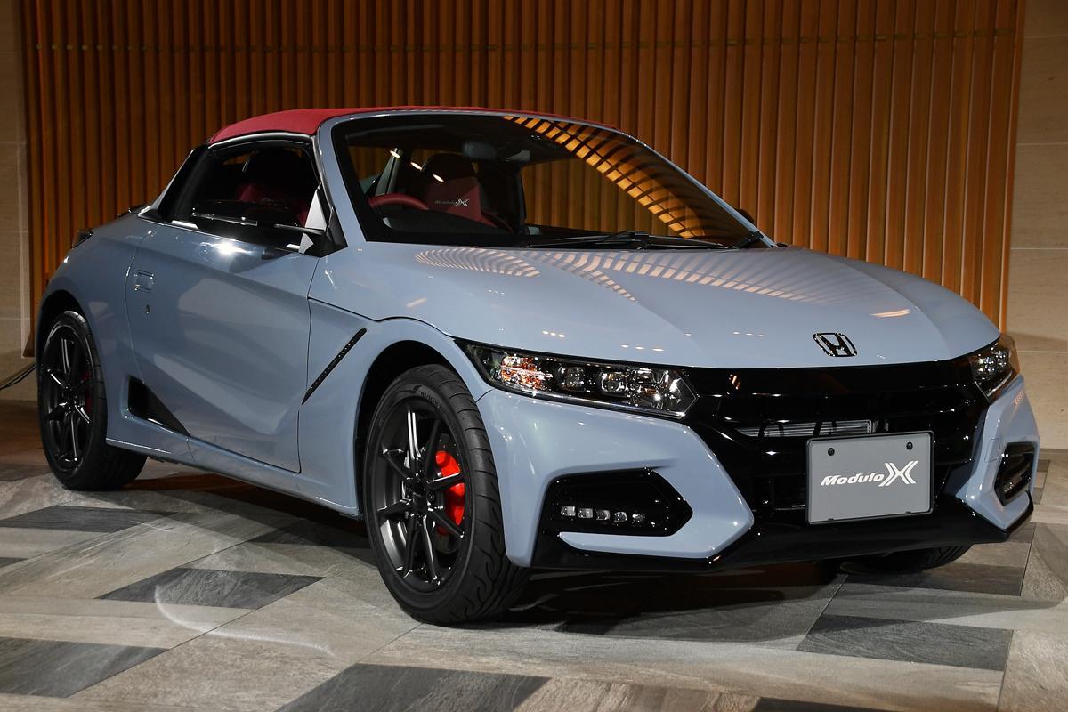 【自動車】ホンダ、S660の生産終了を発表 最後の特別仕様車「モデューロXバージョンZ」の価格は315万円 [シャチ★]