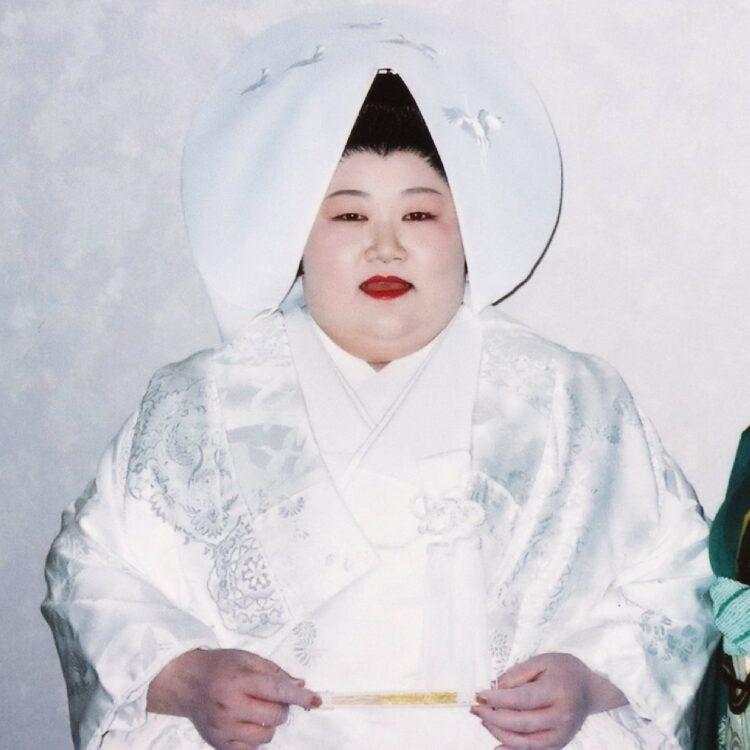 【福岡5歳餓死】赤堀容疑者の白無垢姿の写真が見つかる★2 [シャチ★]