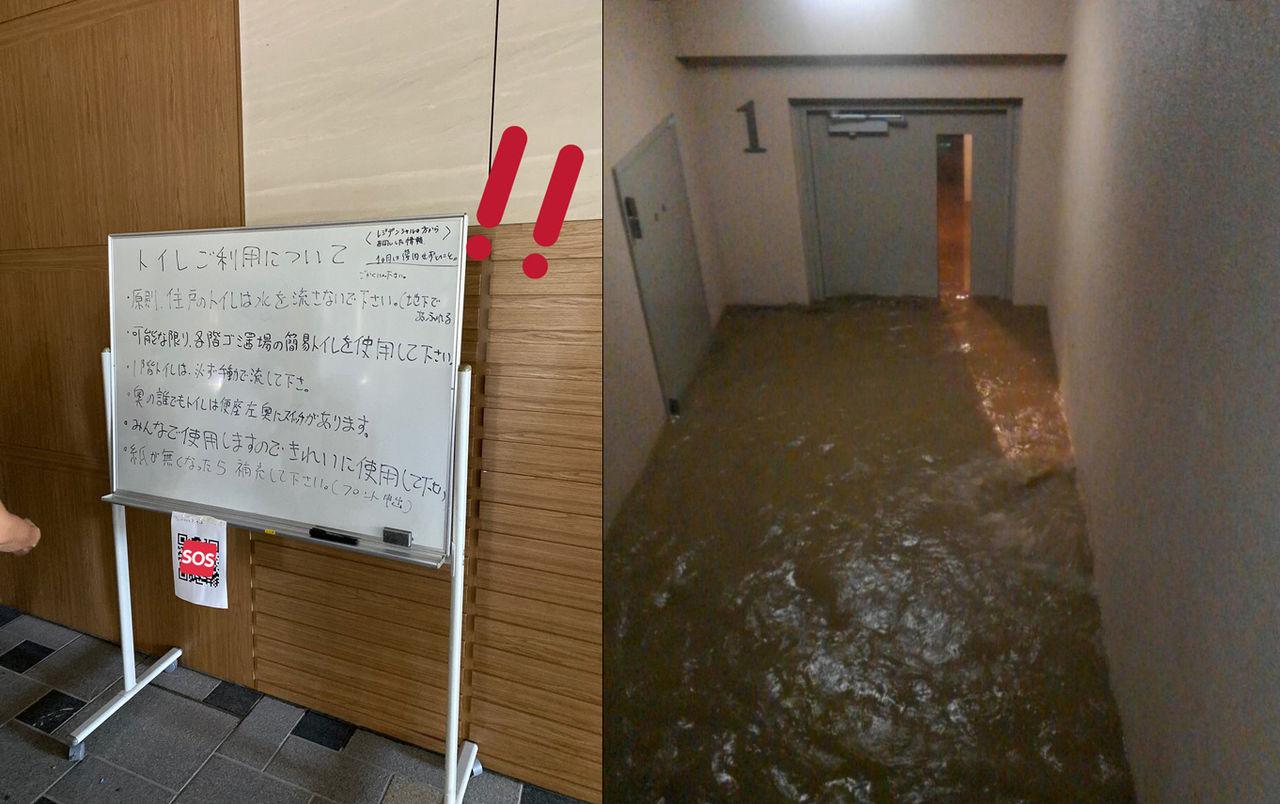 【速報】武蔵小杉民70人が、市を集団提訴へ「行政のせいで黒い水が自宅を襲い半壊…許さない」タワマン住民からも署名集まる  [スタス★]
