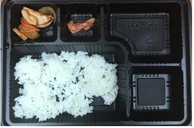 【画像あり】自衛隊員が隔離中に食べてる弁当がこちら  もう終わりだよこの国