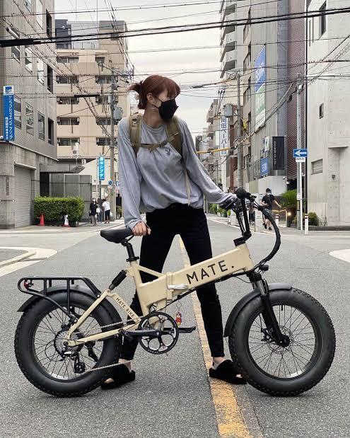 【女子バレー】木村沙織、33万円高級自転車で通勤ショット「まじカッコいい」「高くて買えない」の声  [フォーエバー★]