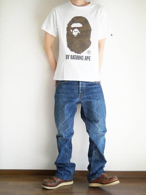 港区女子「ごめん、リーバイスの501に高いTシャツ着てる男子、めちゃくちゃダサいから死んでくれん?