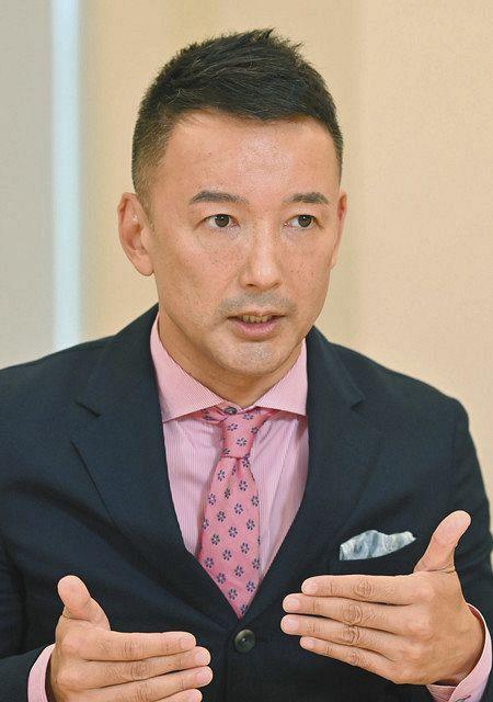 山本太郎、政策を発表「3ヶ月外出禁止、毎月20万円給付、社保・通信費無料、消費税廃止、日本ならできる」  [422186189]